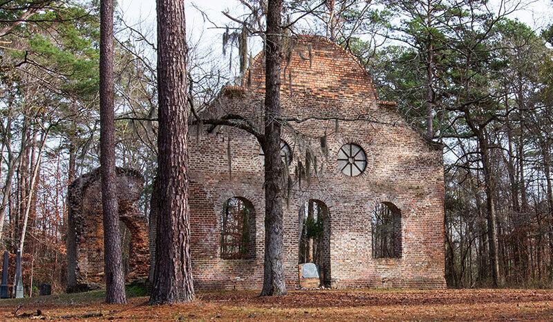 Chapel of Ease South Carolina