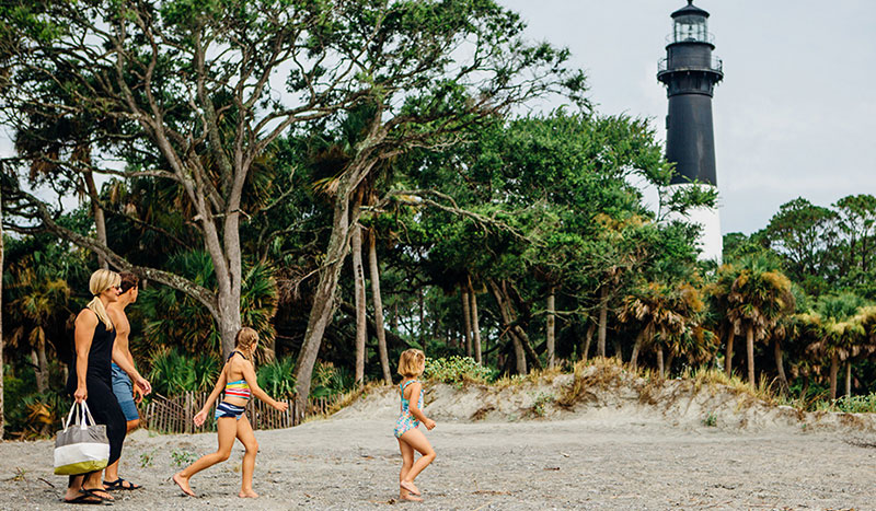 Hunting Island State Park, Beaufort