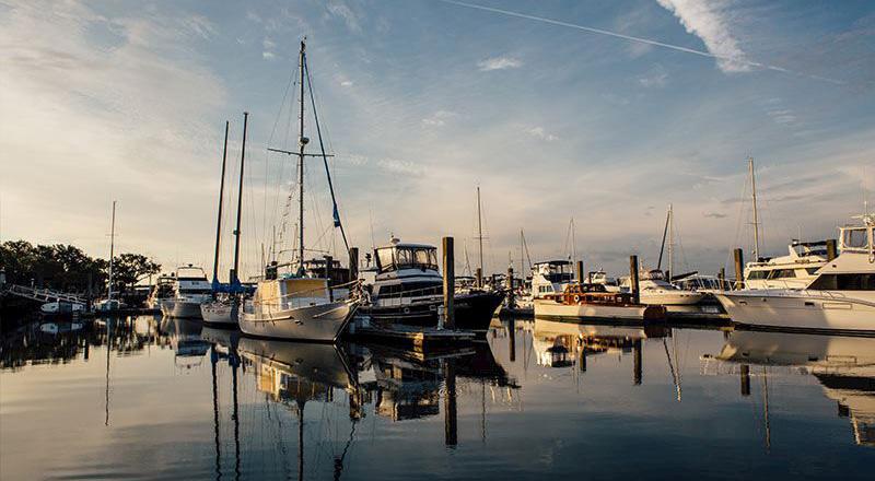 Beaufort, Port Royal & Sea Islands Visitor Information Center At Beaufort South Carolina