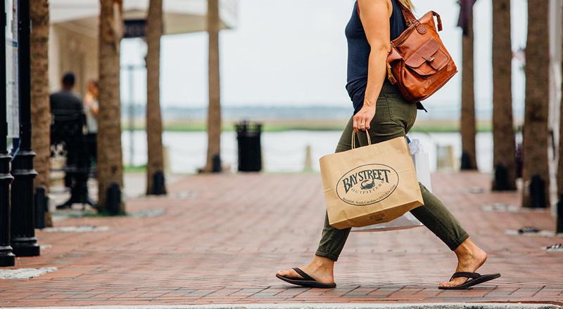 Art Galleries & Shopping At Beaufort South Carolina