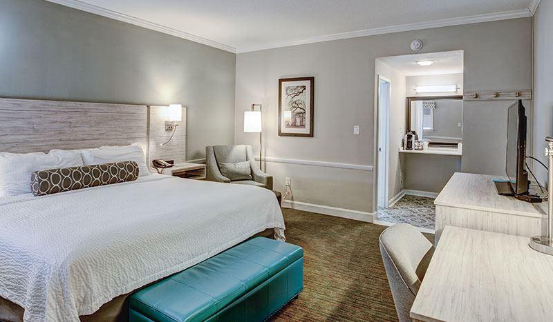 Best Western Sea Island Inn Beaufort South Carolina - King Bed Rooms