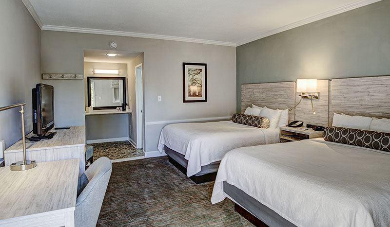 Best Western Sea Island Inn Beaufort South Carolina, Queen Beds Rooms