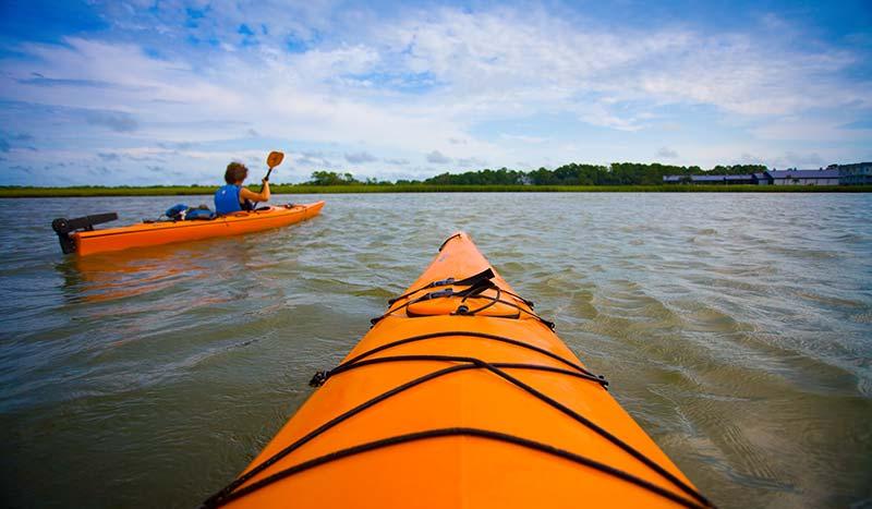 Beaufort Kayak Tours The Outdoors South Carolina