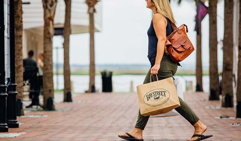 Downtown Beaufort Shops Art Galleries & Shopping South Carolina