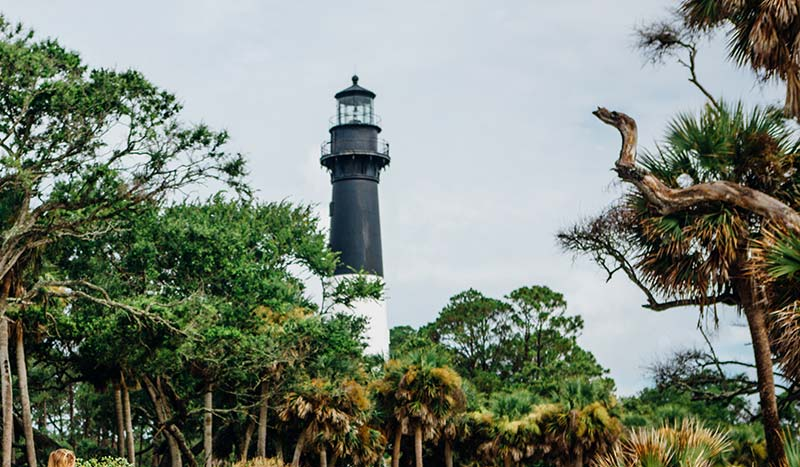 Hunting Lighthouse Beaufort History South Carolina