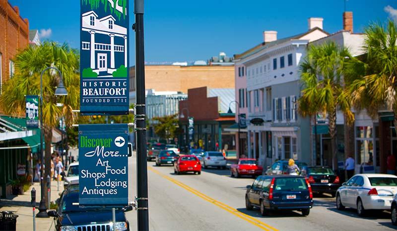 Janet's Walking History Tours Beaufort Tours South Carolina